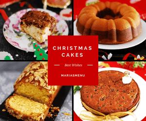 Christmas Cake Roundup