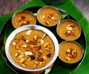 Gothambu (Broken/Cracked Wheat) Payasam