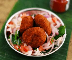 Kerala Fish Cutlet