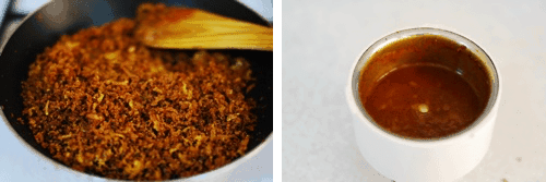 Step 1 - Ulli Theeyal Recipe