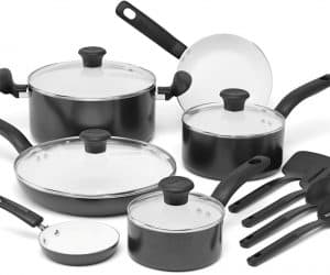 T-fal Initiatives (C996SE) Non-Stick Ceramic Coating 14-Piece Cookware Set Review