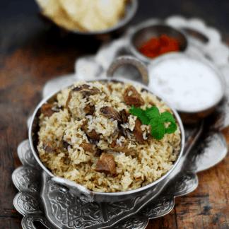 Thalapakkatti Mutton Biriyani