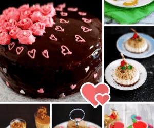 Valentines Day Dessert Recipes Roundup