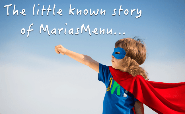 The untold story of MariasMenu