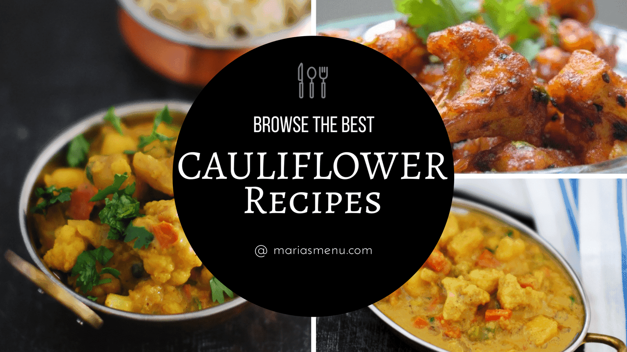 Browse The Best Cauliflower Recipes