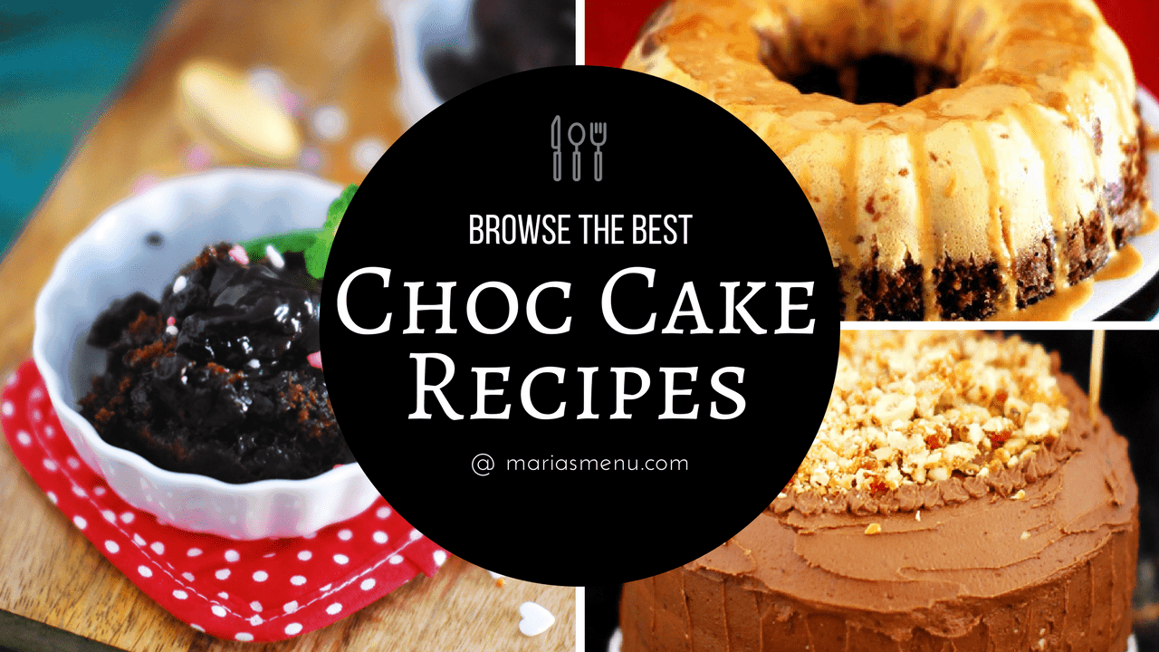 Browse The Best Chocolate Cake Recipes
