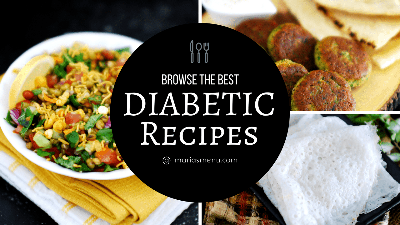 Browse The Best Diabetic Recipes