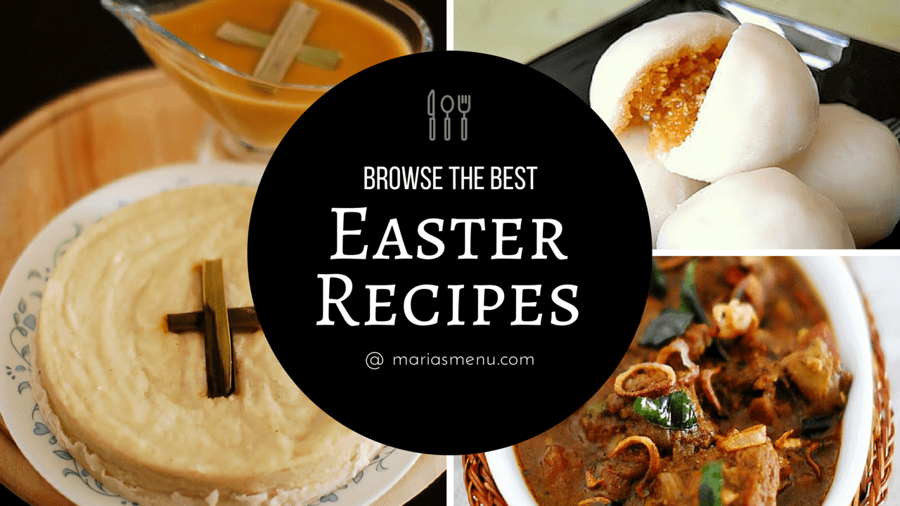 Browse The Best Easter Recipes
