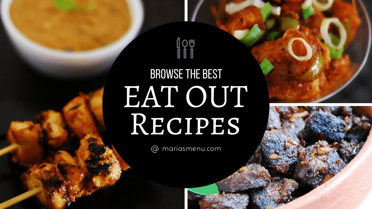 Browse The Best Restaurant (Eat Out) Recipes