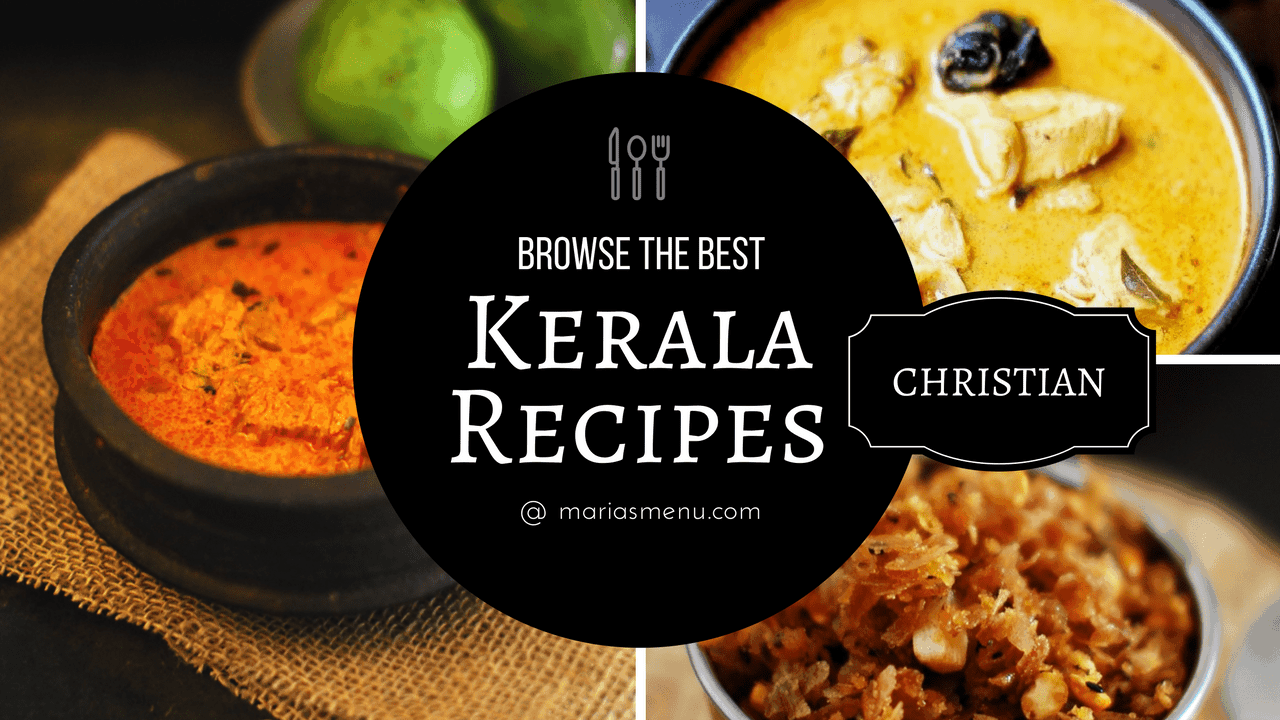 Browse The Best Kerala Christian Recipes
