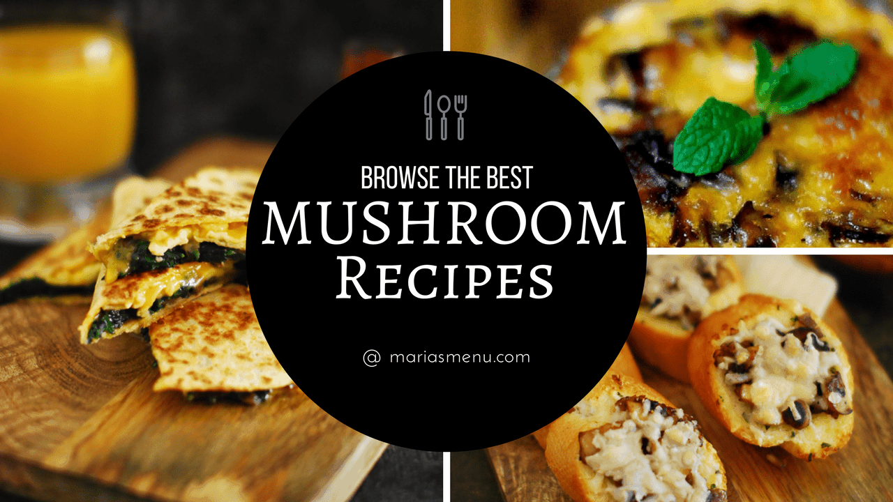 Browse The Best Mushroom Recipes