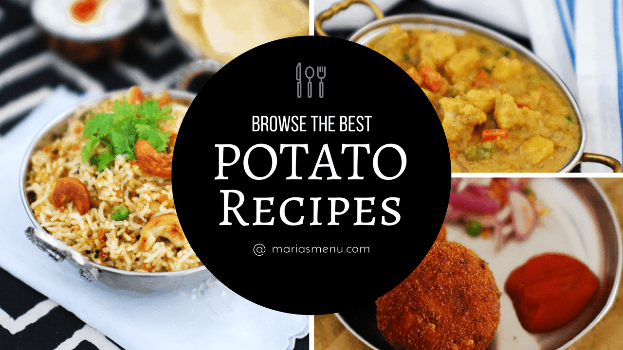 Browse The Best Potato Recipes