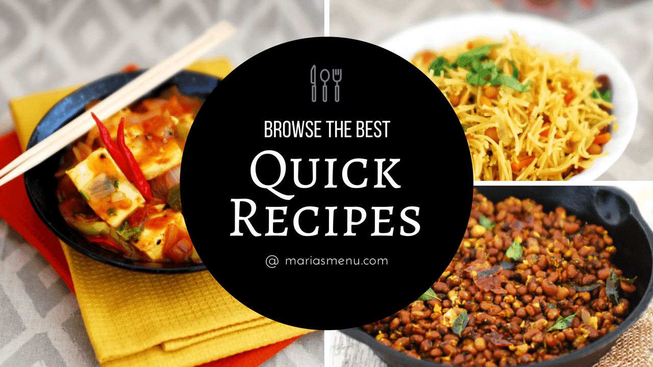 Browse The Best Quick & Easy Recipes