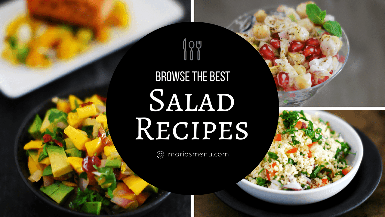 Browse The Best Salad Recipes