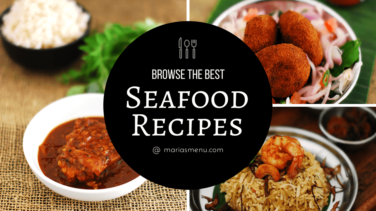 Browse The Best Seafood Recipes @ MariasMenu