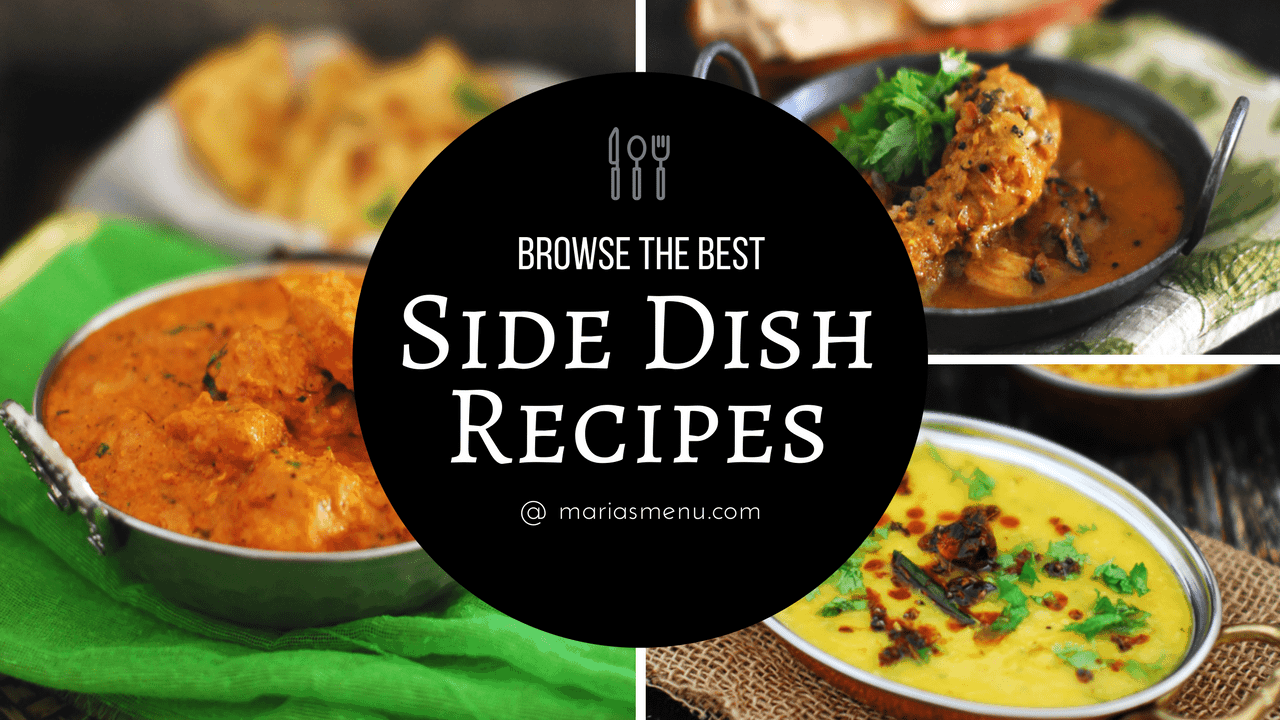 Browse The Best Side Dish Recipes