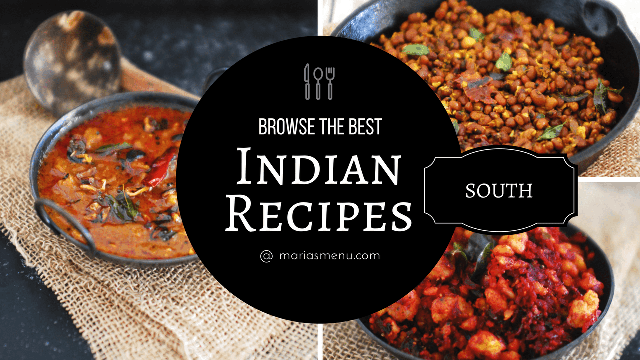 Browse The Best South Indian Recipes